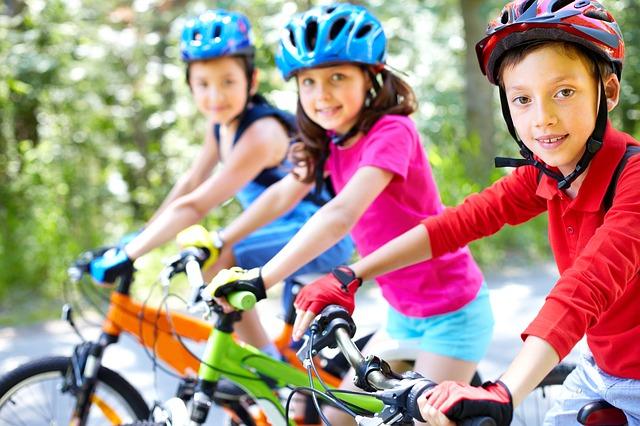 bici per i bambini