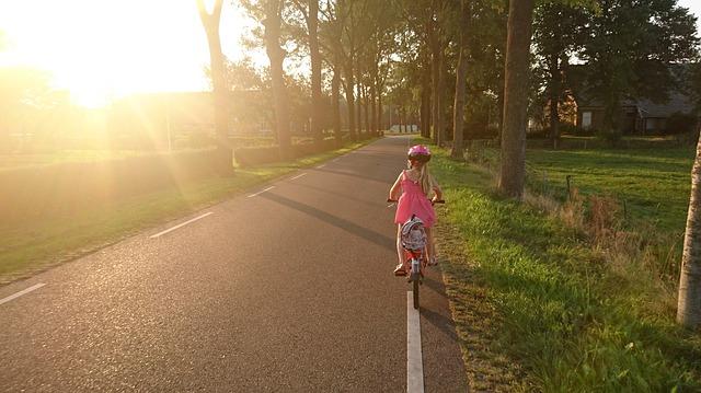 Bambini e bici